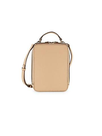 Saks Fifth Avenue North South Phone Crossbody Bag