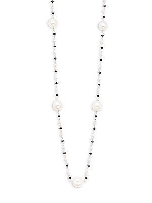 Tara Pearls White Pearl Single Strand Necklace