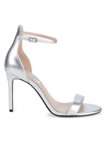 Saks Fifth Avenue Miley Metallic Sandals