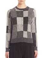 Marc Jacobs Ribbed Roundneck Sweater