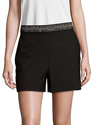 Balenciaga Zip Banded Shorts