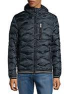 Jetlag Hooded Puffer Jacket