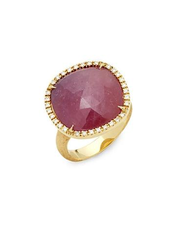 Marco Bicego Pink Sapphire