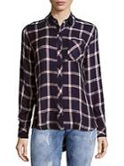 Rails Hunter Nightfall Plaid Shirt