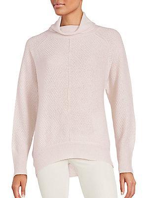 Inhabit Cashmere Cowled Sweater