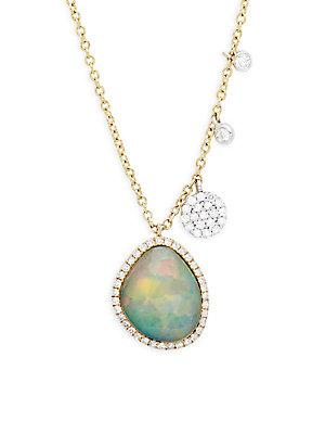 Meira T Ethiopian Opal