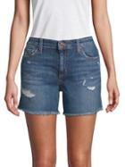 Joe's Maddie Distressed Shorts