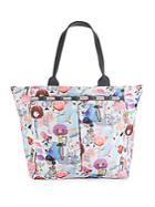 Lesportsac Printed Tote Bag