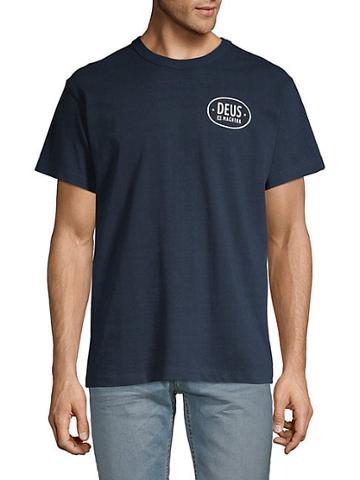 Deus Parts Graphic T-shirt