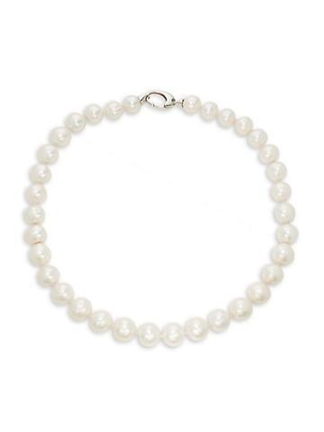 Tara Pearls Sterling Silver Freshwater Pearl Bracelet
