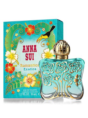 Anna Sui Romantica Exotica Eau De Toilette Natural Spray