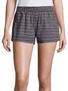Joie Elowen Printed Shorts