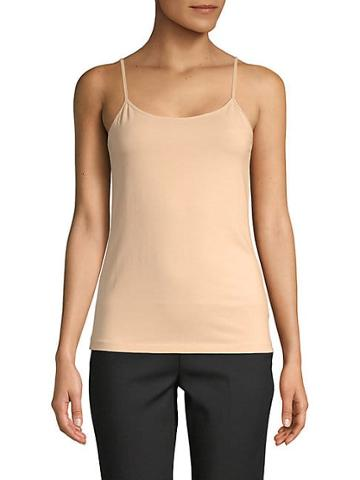 Saks Fifth Avenue Essential-fit Basic Camisole