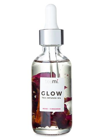 Teami Blends Glow Rose Petals & Cinnamon Bark Infused Facial Oil