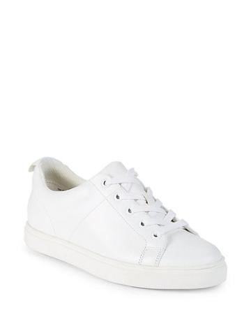 Saks Fifth Avenue Talico Leather Sneakers