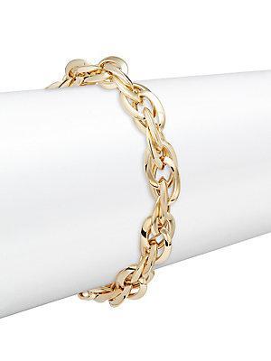 Saks Fifth Avenue 14k Yellow Gold Twist Bracelet