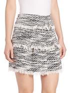 Iro Jorgina Tweed Skirt