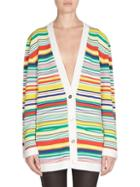 Loewe Striped Cotton Cardigan