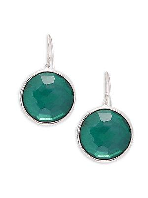 Ippolita Wonderland 925 Sterling Silver Earrings