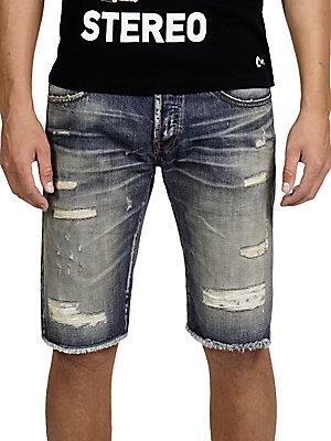 Cult Of Individuality Cotton Rebel Short