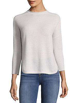 Inhabit Relaxed Cashmere Sweaters