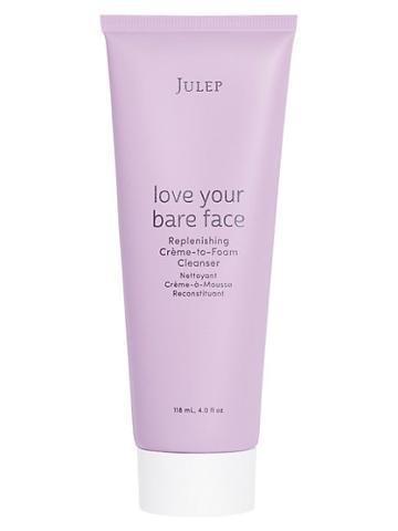 Julep Love Your Bare Face Replenishing Creme To Foam Cleanser