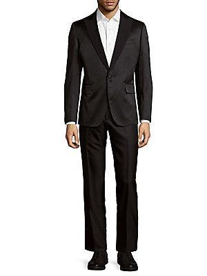 Robert Graham Dotted Tuxedo Suit