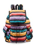 Lesportsac Voyager Printed Backpack