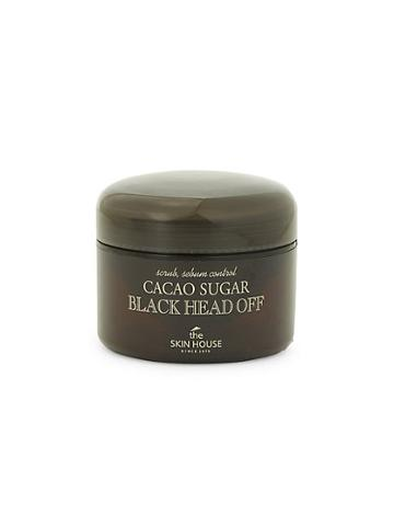 The Skin House Cacao Sugar Blackhead Off Exfoliating Scrub Cleanser