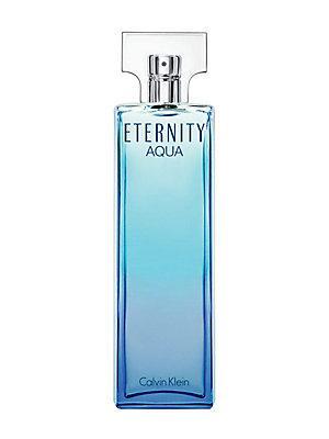 Calvin Klein Eternity Aqua For Women 3.4 Oz Eau De Toilette Spray