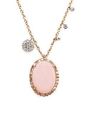 Meira T Pink Opal