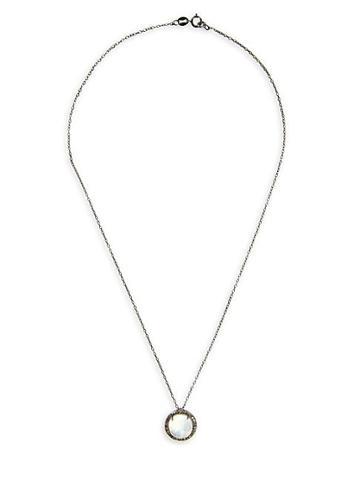 Adornia Fine Jewelry Malia Silver