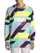 Puma Diamond Crewneck Sweatshirt