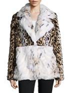 Donna Salyers' Fabulous-furs Faux Fur Coat