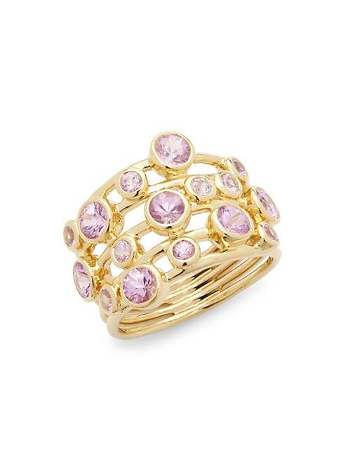 Ippolita Glamazon 18k Gold Lollipop Ring