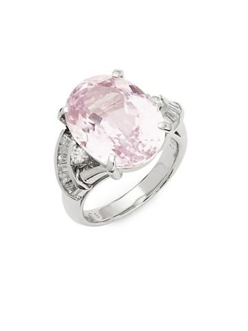 Estate Fine Jewelry Kunzite