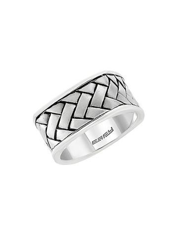 Effy Interwoven Sterling Silver Ring