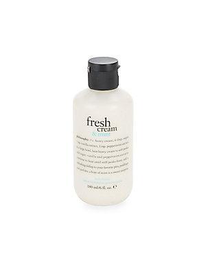 Philosophy Fresh Mint And Cream Body Lotion/6 Oz.