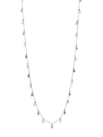 Adornia Fine Jewelry Trillion Labradorite