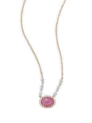 Meira T Pink Sapphire