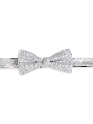 Saks Fifth Avenue 2-piece Bow Tie & Pocket Square Set