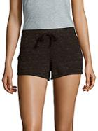 Reebok Textured Cotton-blend Shorts