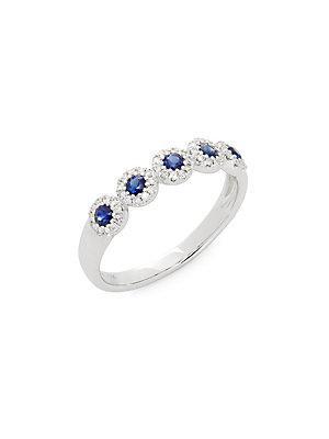 Diana M Jewels Blue Sapphire