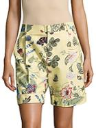 Gucci Floral Shorts