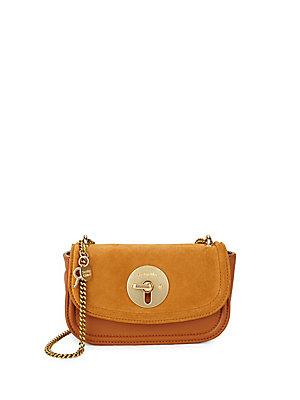 See By Chlo Lois Medium Leather Evening Shoulder Bag