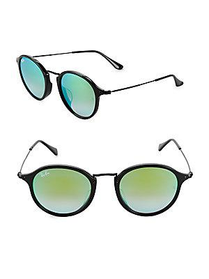 Ray-ban 49mm Rounded Sunglasses