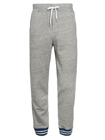 Cult Of Individuality Varsity Cotton Joggers