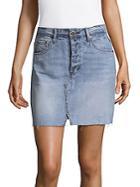 Pistola Lolita Cotton Mini Skirt