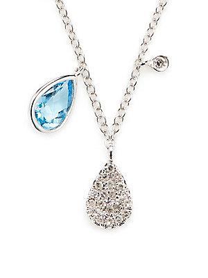 Meira T Blue Sapphire