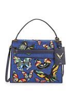 Valentino Garavani Butterfly Top Handle Bag